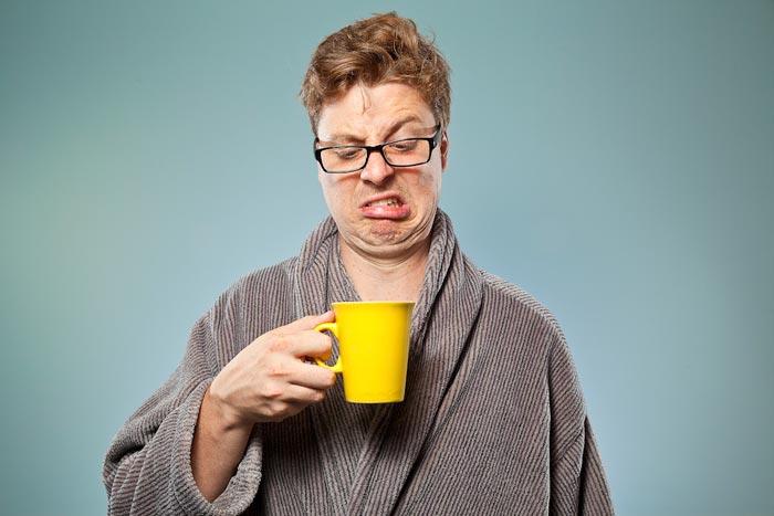 просроченный кофе