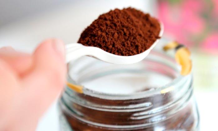 Кофе в ложке