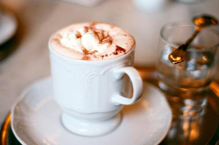 кофе с какао
