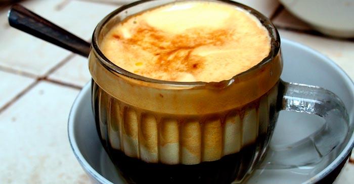 скандинавский кофе