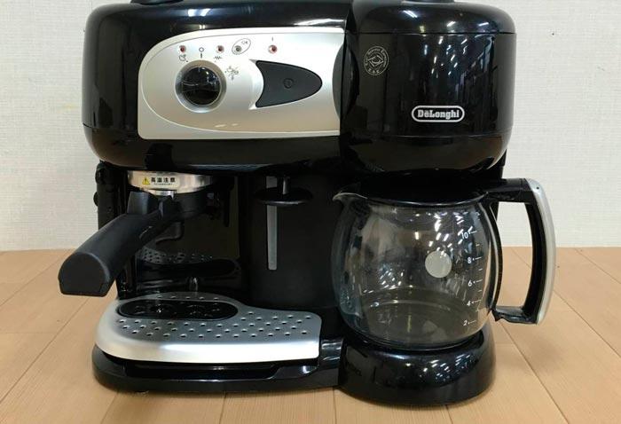комбинированная кофеварка