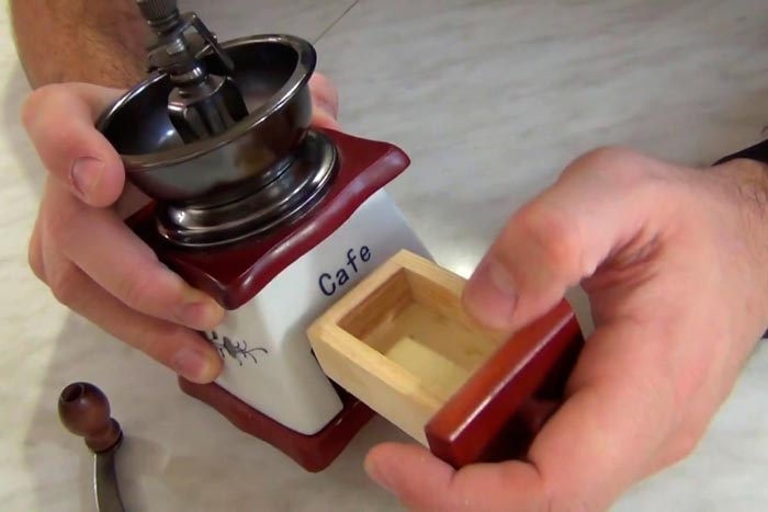 детали кофемолки