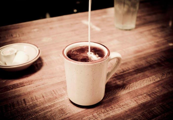 сливочный кофе