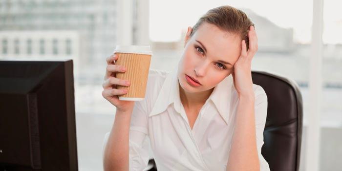 головокружение от кофе