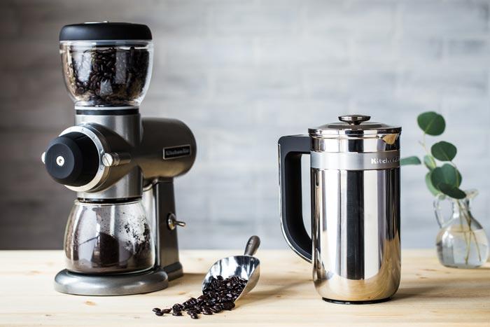 кофемолка с дозатором