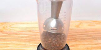 кофе в блендере