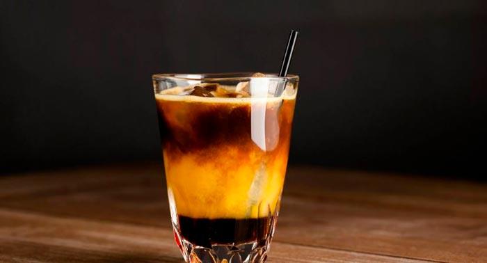 кофе с апельсиновым соком