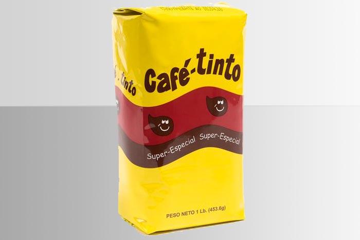 Cafe tinto