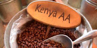 кенийский кофе