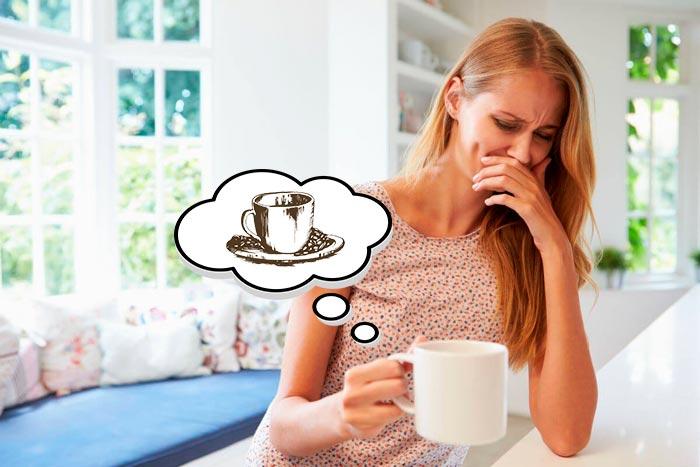 тошнота от кофе