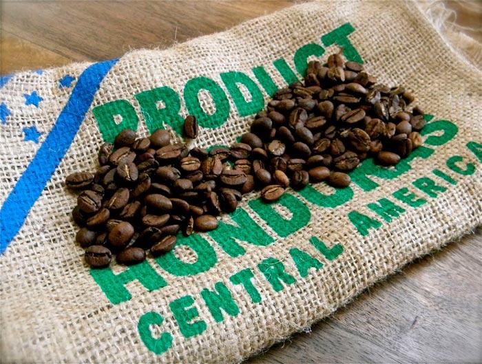 кофе гондурас
