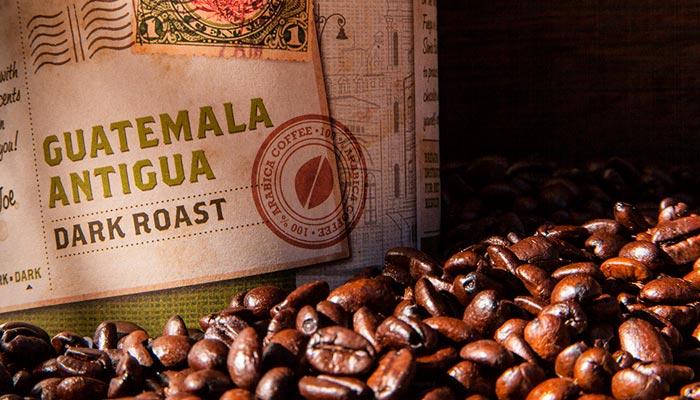 кофе гватемальский
