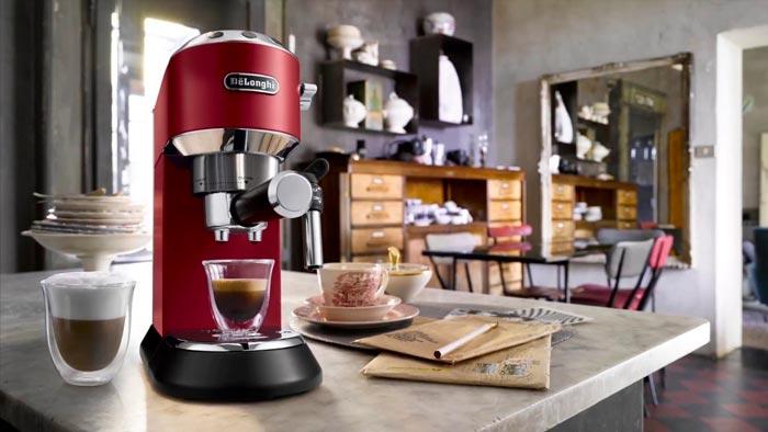 кофе в рожковой кофеварке