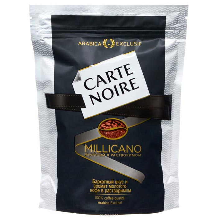 Carte Noire Millicano