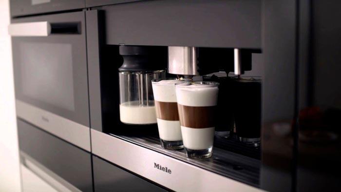 встроенная кофемашина