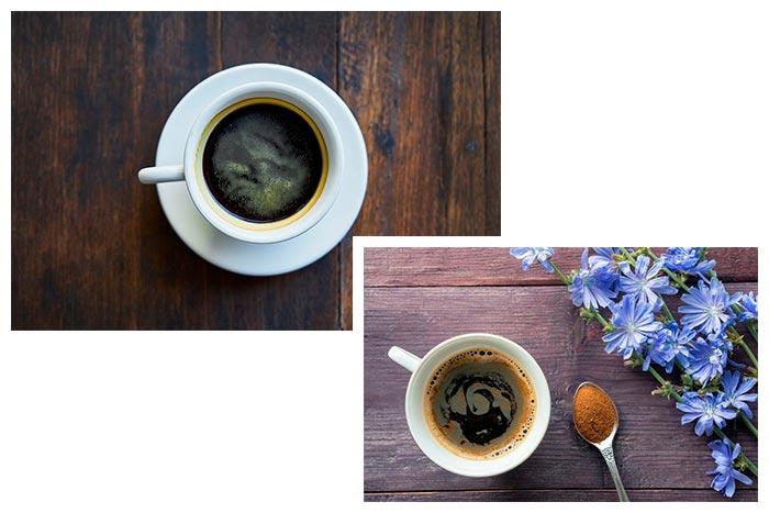 кофе и цикорий